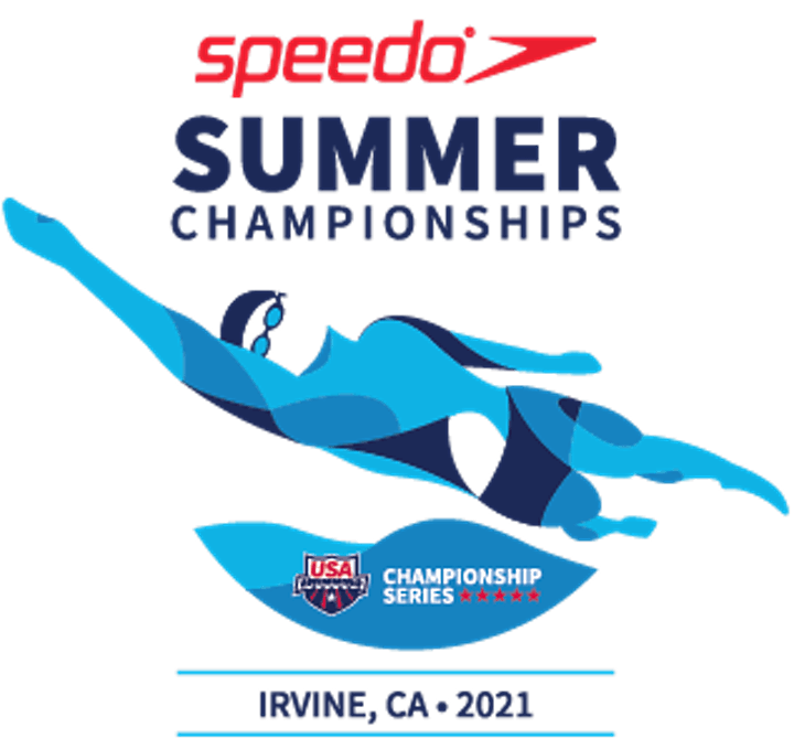 2021 Speedo Summer Championships - WEST hosted in Irvine, CA image