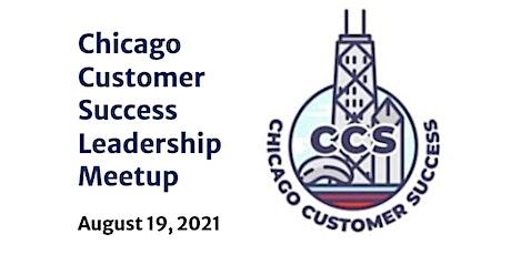 Chicago Customer Success - August Meet Up tickets