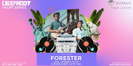 Deep Root x Nomad Yacht Party ft Forester | July 25th tickets