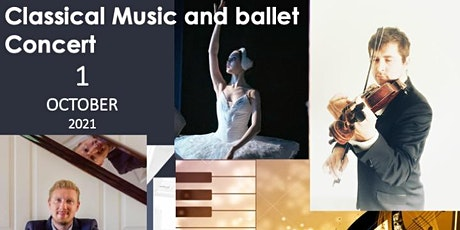 Classical Music and Ballet Concert: Tchaikovsky, Brahms, Debussy and more. tickets