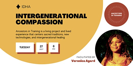 Ancestors in Training: Intergenerational Compassion tickets
