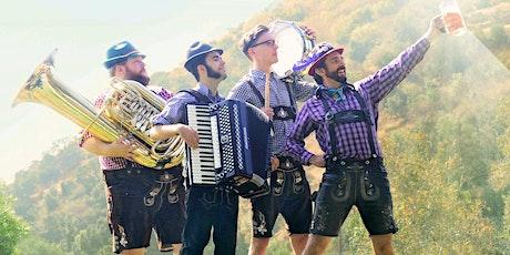 Die Sauerkrauts - Oktoberfest Party Band! tickets