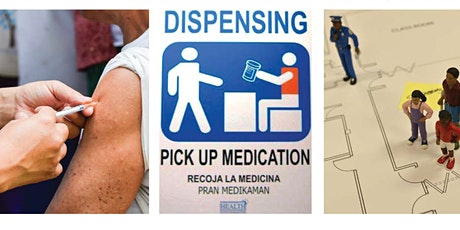 MGT-319 Medical Countermeasures Point of Dispensing (POD) Planning/Response tickets
