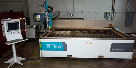 Intro To Waterjet Cutting tickets