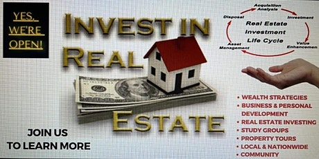 Love Real Estate?  Don't know where to begin?  Start here! - Little Rock tickets
