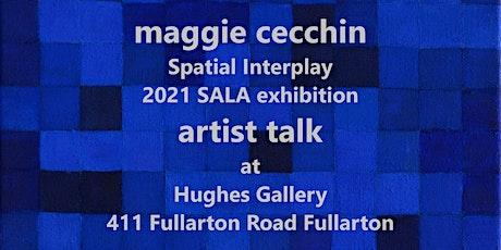 Spatial Interplay  - Artist Talk tickets