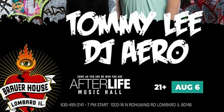 Tommy Lee & Dj Aero Live W/ Special Guests - Afterlife at B House tickets
