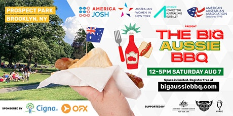 The Big Aussie BBQ tickets