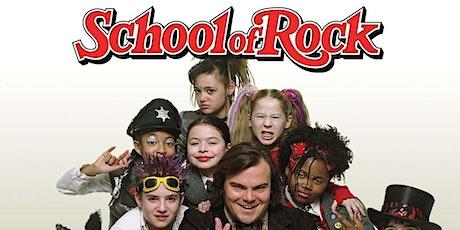 Movies Under The Stars - School of Rock tickets