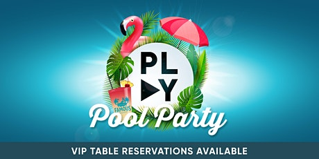PLAY POOL PARTY tickets