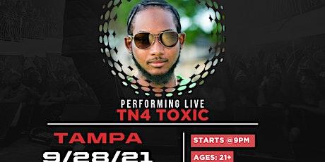 Tn4 Toxic with Summer Jam With Coast To Coast tickets