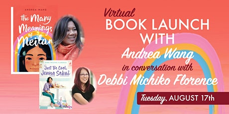 Book Launch with Andrea Wang in Convo w/ Debbi Michiko Florence tickets