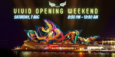 Boat Party // Lucky Presents // Vivid  Opening Weekend (Sat) tickets