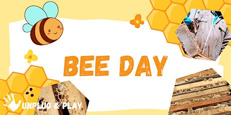 Unplug & Play - Crafty Thursdays: Bee Day tickets