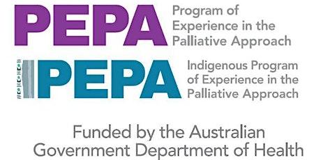 PEPA Sunshine Coast Palliative Care and the Older Person - Caloundra tickets