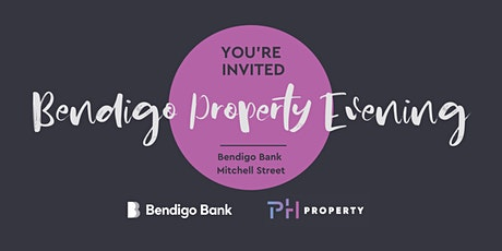 Bendigo Property Evening Webinar tickets