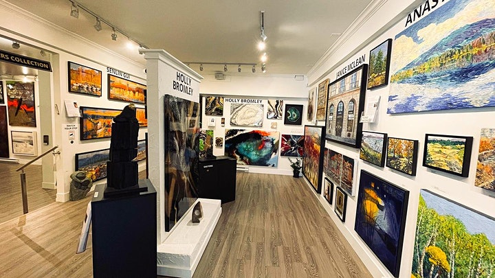 Meet artists in Live Painting Events. image
