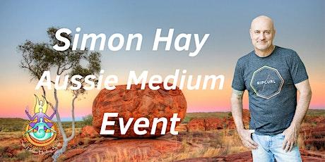 Aussie Medium, Simon Hay at Auchendarroch House in Mount Barker tickets