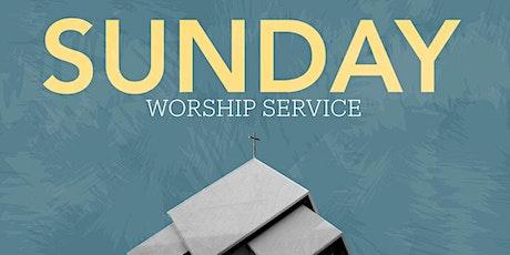 Sunday Morning Worship (11:15 AM) – Sunday, July 25/21 tickets