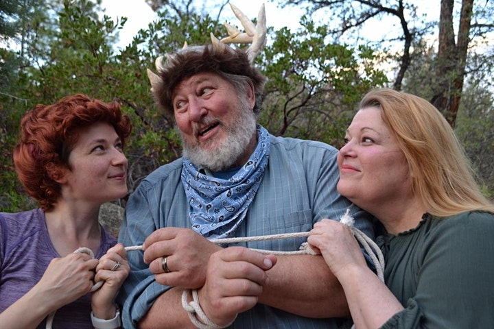 Shakespeare in the Pines - The Merry Wives of Winslow image