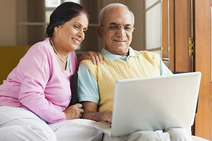 Tech Savvy Seniors - Hindi image