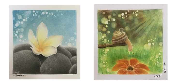 Pastel Art Course starts  Aug 16 (8 sessions) image