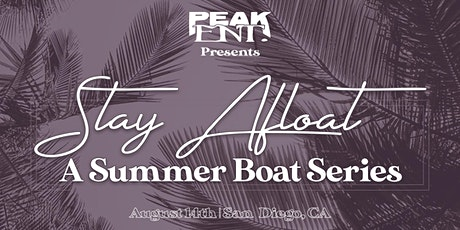 Stay Afloat: A Summer Boat Series tickets