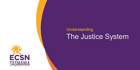 Understanding the Justice System tickets