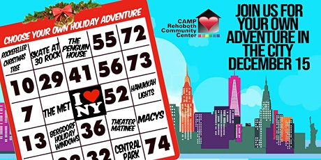 CAMP Rehoboth Bus Trip - Holidays in NYC! tickets