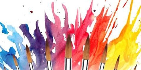 """Expressive Paint Nite - """"Color Your Thoughts"""" tickets"""