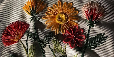 Embroidery Workshop with Pink Ember Studio tickets