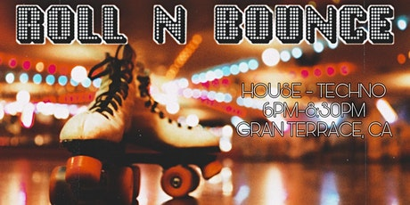 Roll N Bounce (EDM ROLLER SKATING EVENT) tickets