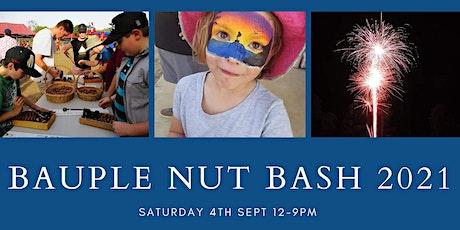 Bauple Nut Bash 2021 tickets