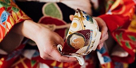 Cérémonie du thé d'automne  'Chaji' Fall tea ceremony - Septembre/September tickets