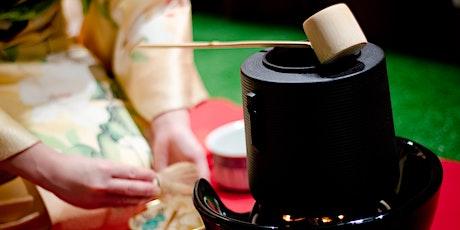 Cérémonie du thé d'été  'Chaji' Summer Tea ceremony - Août/August tickets