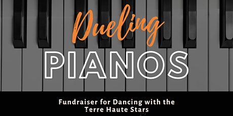 Dueling Pianos for CASY tickets