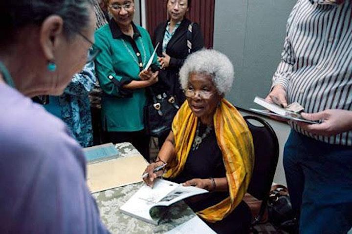 Literary Legend Dr Erna Brodber in conversation image