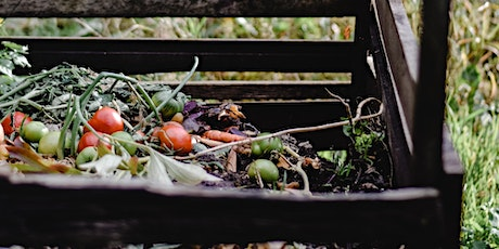 Composting in large gardens with Robyn Brown tickets