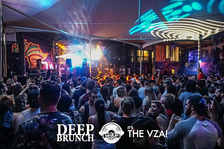 Deep Brunch 2021 Opening  ft. Will Clarke, More Artists TBA image