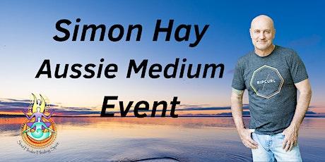 Aussie Medium, Simon Hay at Club Taree tickets