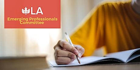 Emerging Professionals Committee - USGBC-LA tickets