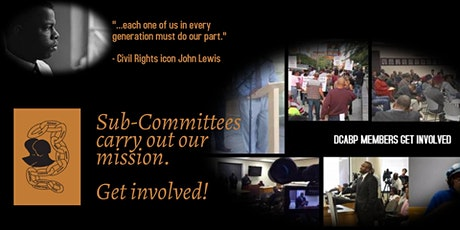 Durham Committee on the Affairs of Black People's Annual Banquet tickets