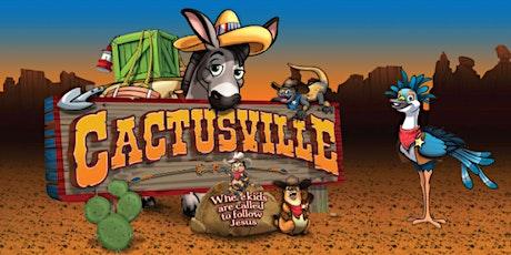 Worcester Pleasant St. SDA Church VBS - Cactusville tickets