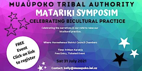 Matariki  Symposium tickets
