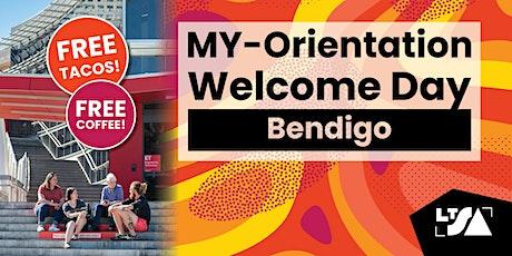 MY Orientation Welcome Day - Bendigo tickets