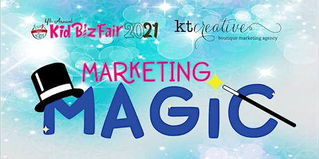 Marketing Magic for Kidpreneurs tickets