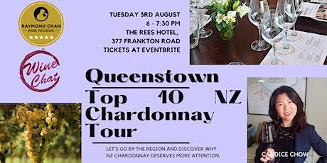 Top 10 NZ Chardonnay Tour - Queenstown tickets