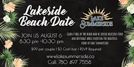 Beach Date Night Aug 6, 2021 tickets