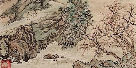 Chinese Art Workshop - landscape tickets
