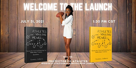 Athletes Making Moves Book Launch tickets